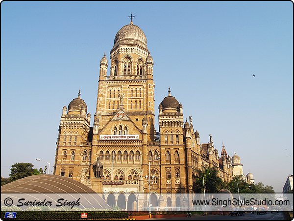 Architecture Photography India Maharashtra Mumbai Municipal Corporation of Greater Mumbai Building