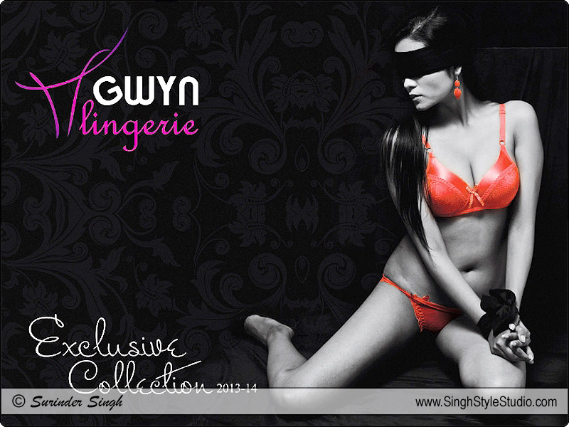 Bondage Conceptual Boudoir Photography in Delhi India by Indian Advertising & Fashion Photographer Surinder Singh