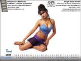 Calendar 2009-10, Calendar Photography, Delhi, India