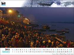 Calendar Photography, India