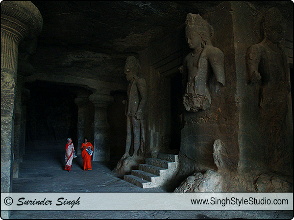 Elephanta Caves Photography in India