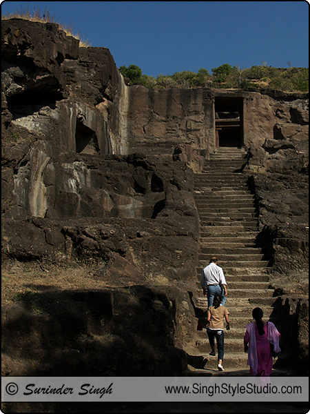 Ajanta Caves Photography in India