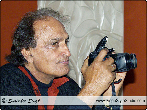 Celebrity Photographer India