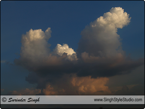 Cloudscapes Photography in India by Landscape & Travel Photographer Surinder Singh