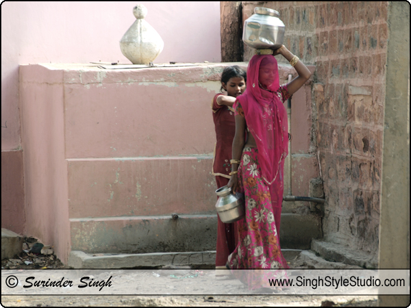 Documentary Photography Rajasthan India