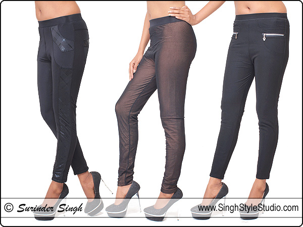 eCommerce Fashion Legging Products Photography in Delhi India