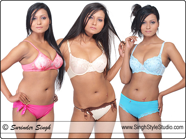 eCommerce Fashion Lingerie Bikini Products Photography in Delhi India