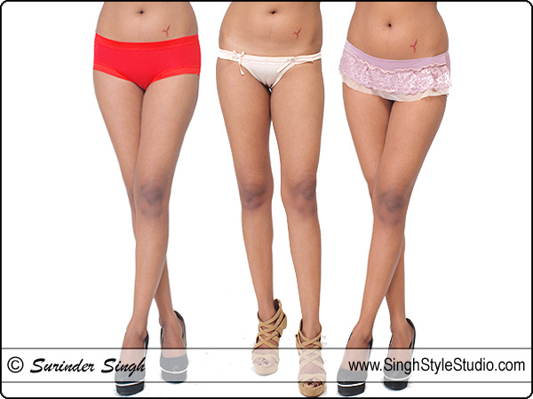 eCommerce Lingerie Fashion Products Photography in Delhi India
