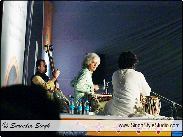 Events Photographer in Delhi India : Pt. Shiv Kumar Sharma on Santoor
