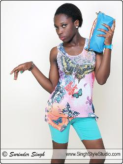 Female Model Portfolio