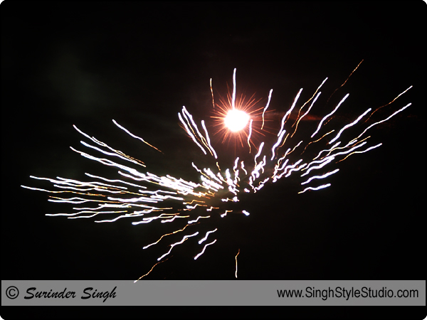 Fireworks Photography India Delhi