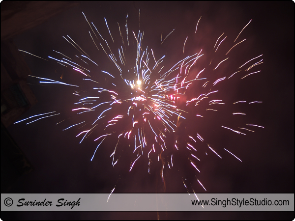 Fireworks Photographer India Delhi