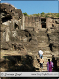 Travel Photographer India Delhi Caves Photography