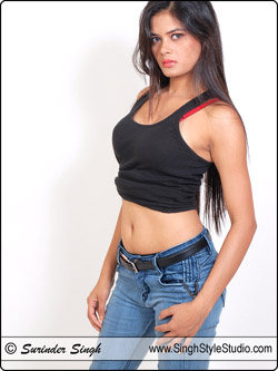 female model portfolio photoshoot photographer in delhi