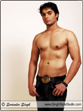 Male Model Portfolio in Delhi India by Fashion Photographer Surinder Singh