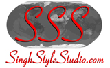 Fine Arts in Delhi, India, Singh Style Studio