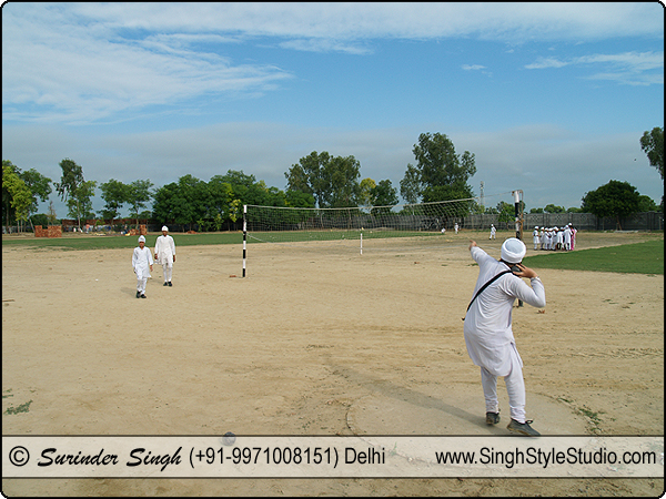 Institutional Photography Akal Academy Sangrur Punjab India