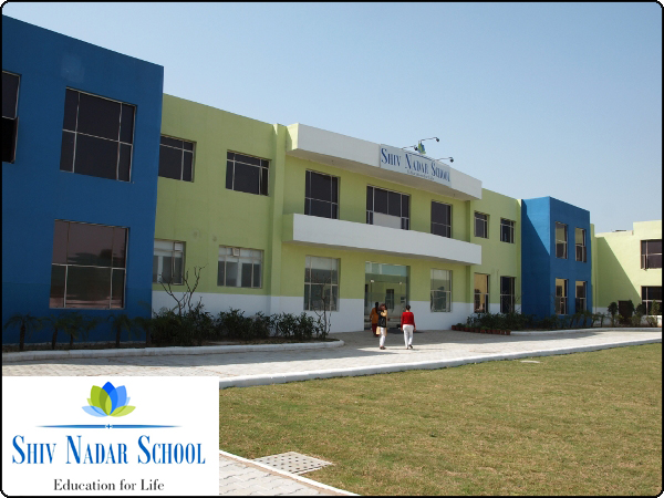 Institutional Photography Shiv Nadar School Gurgaon Haryana India