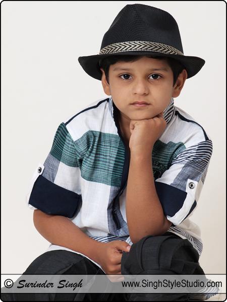 Kid Models Portfolio