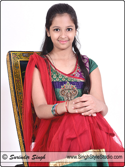 Kid Teen Model Delhi India