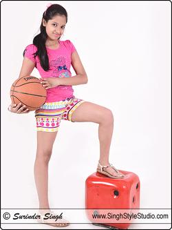 Kid Teen Model Delhi India