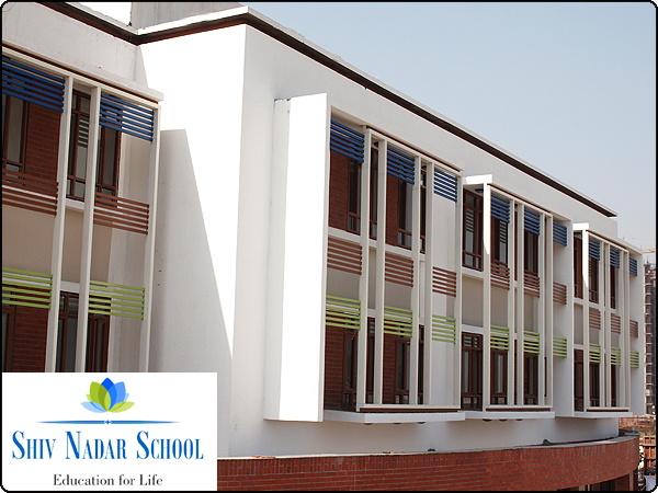 Exterior Architectural Institutional Location Photography Noida Uttar Pradesh India