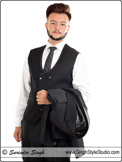 New Delhi Male Model Madhav