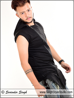 New Delhi Male Model Madhav