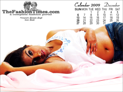 Model Casting for Calendar Shoot