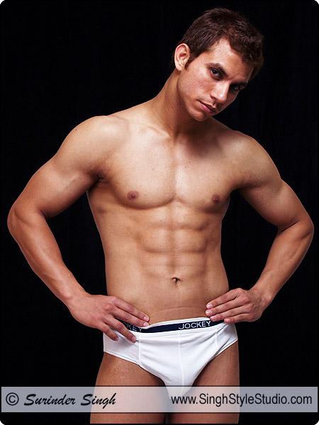 Male Fitness Model Photographer in Delhi NCR India