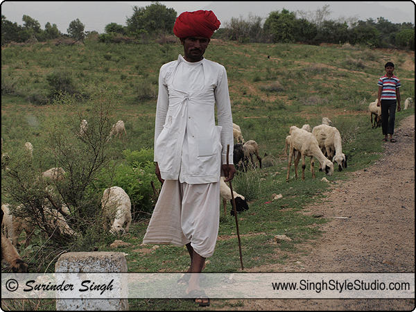 People Photography in Rajasthan India