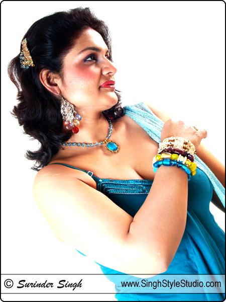 Female Model Portfolio in Delhi India
