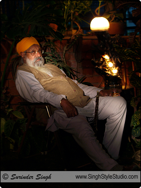 Sikh Portrait Photographer in India