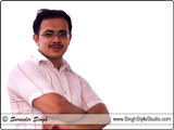 Portrait Photographer in Delhi India