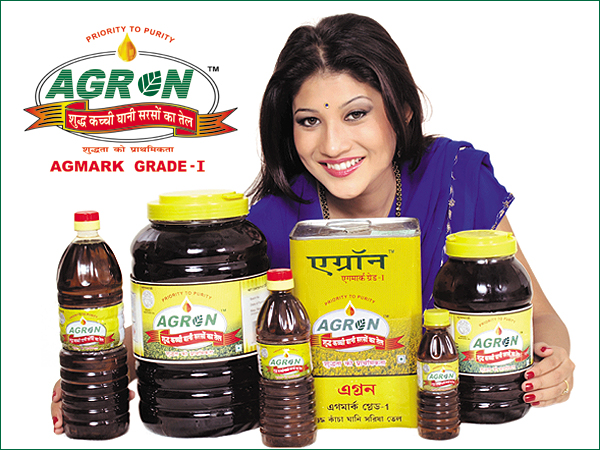 Product Photography, Delhi, India, Mustard Oil, Agron
