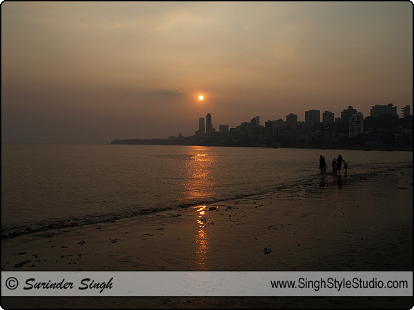 Seascape Photography, Mumbai, India