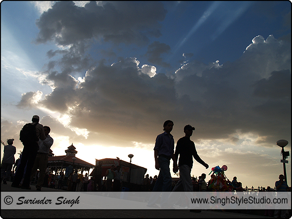 Silhouette Travel Photography India Shimla Himachal Pradesh