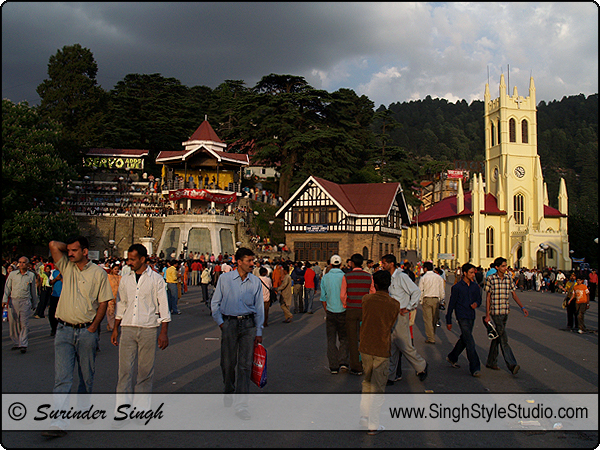 Street Photography, Shimla, India