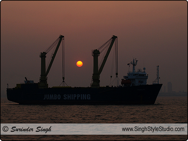 Sunset Photography by Landscape & Travel Photographer Surinder Singh, Delhi, India